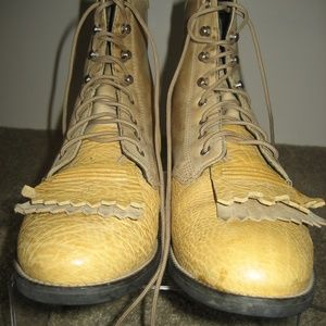 Vintage Ariat Riding/Mucking, etc Boots